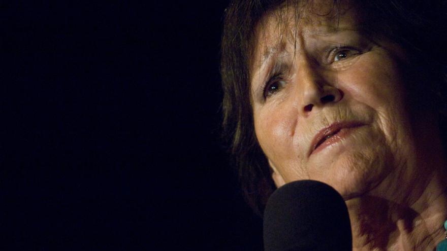 Video Zpěvačka Kubišová: Havel měl nejradši píseň Volám na shledanou