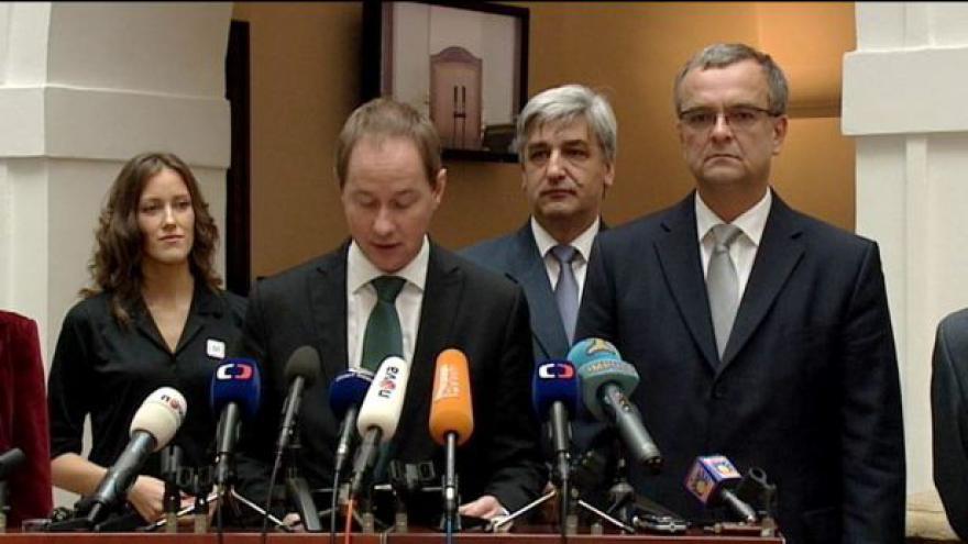Video Kalousek chce upravit návrh rozpočtu - kvůli neshodám ohledně DPH