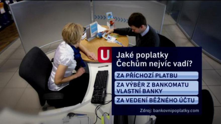 Video České bankovnictví tématem Událostí