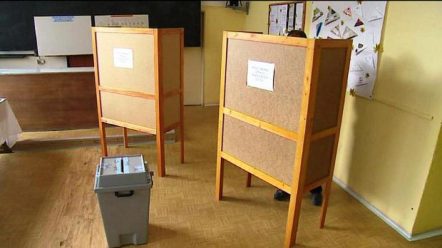 Video Reportáž o výsledcích voleb