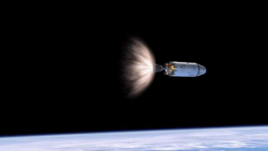 Video První komerční zásobovací let vyrazil k ISS