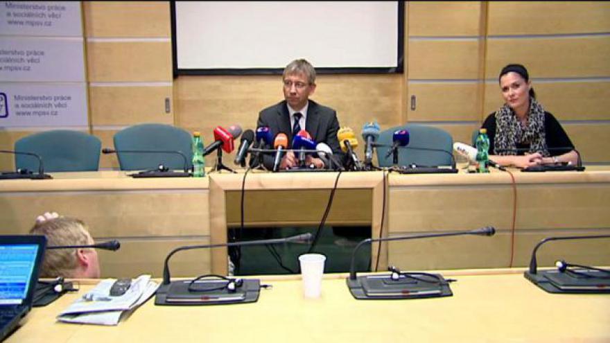 Video Ministr Drábek ke konci října rezignuje