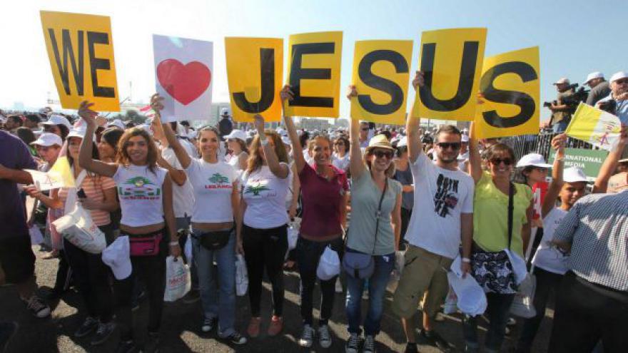 Video Nad blízkovýchodními křesťany padá soumrak