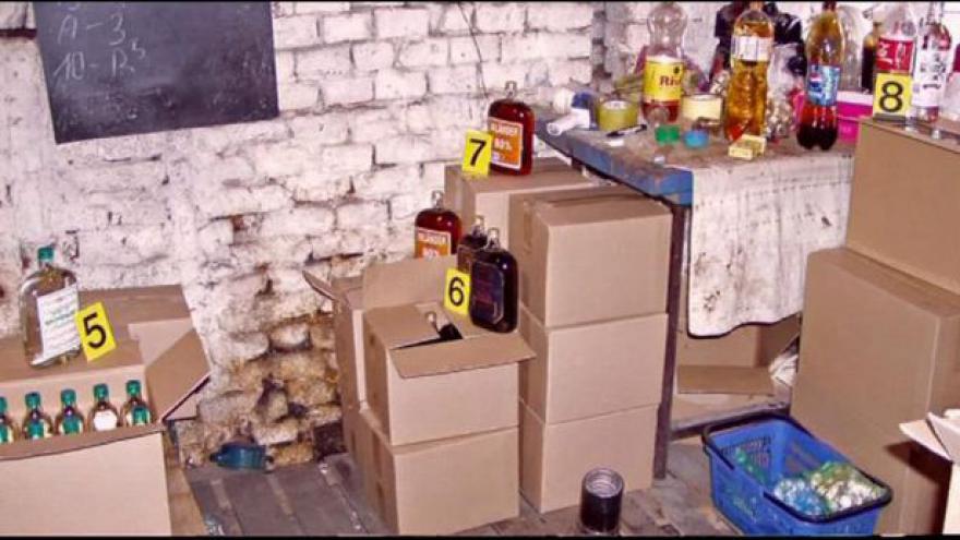 Video Reportáž Alexandry Přečkové: Metanol má první oběti