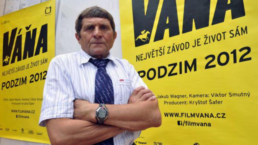 Video Rozhovor s Josefem Váňou