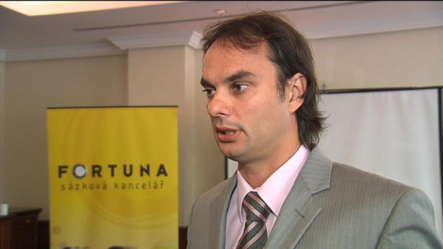 Video Výsledky Fortuny hodnotí její ředitel Radim Haluza