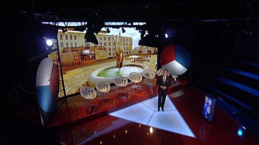 Video Upoutávka na volební vysílání z Karlových Varů