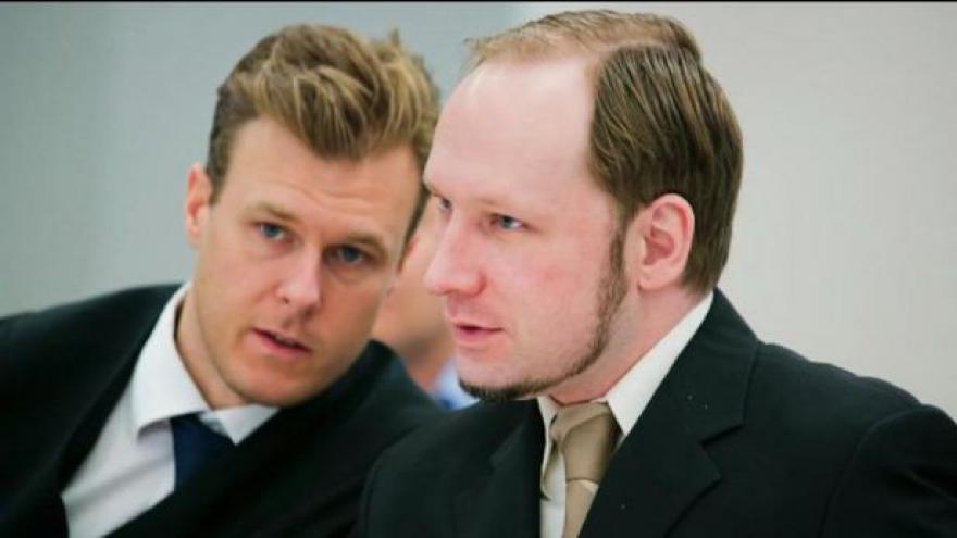 Video Studio 6 k očekávanému rozsudku nad Andersem Breivikem
