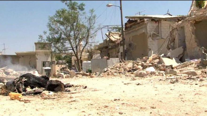 Video Monitorovací mise v Sýrii již brzy skončí