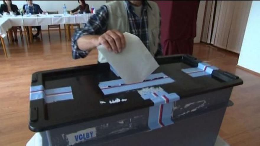 Video Končí termín pro přihlášky do voleb