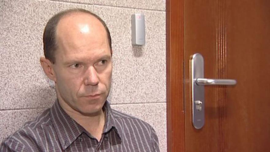 Video Řidič osobního auta Petr Šváb o nehodě