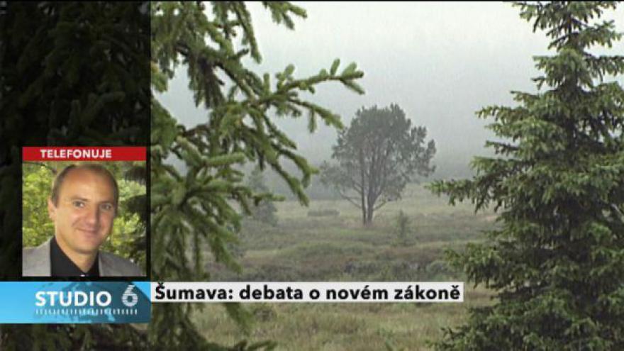 Video Rozhovor s Jiřím Mánkem