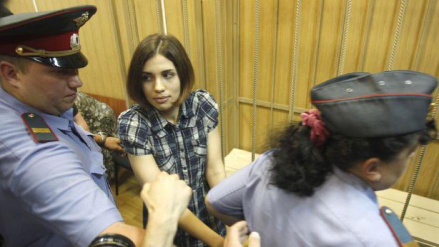 Video Proces s Pussy Riot začne 30. července