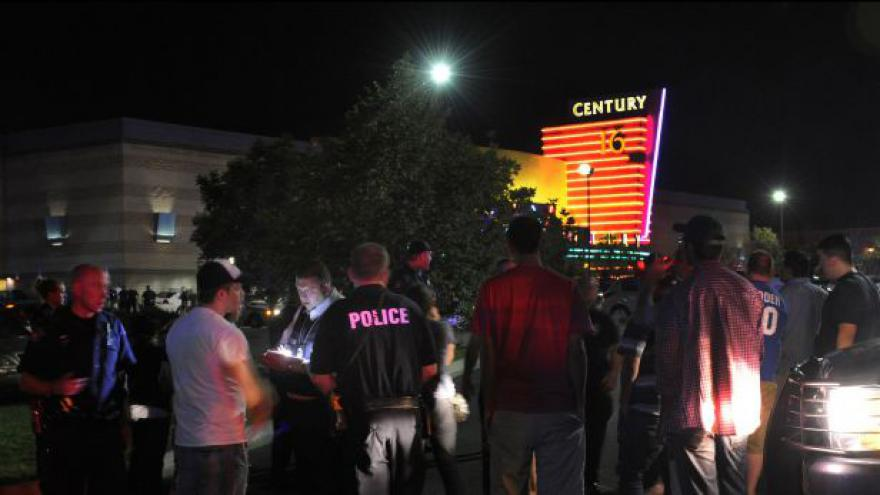 Video Střelba v Denveru - Události