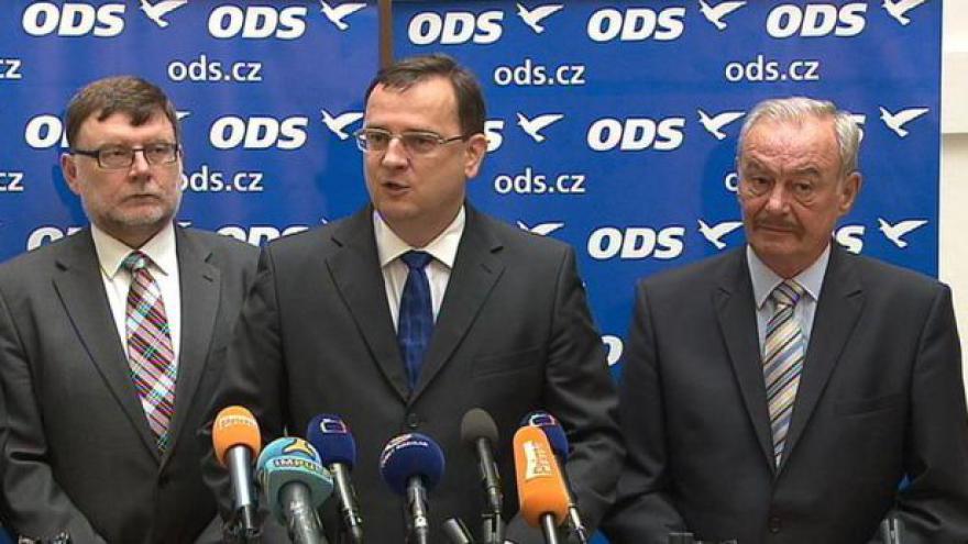 Video TK k prezidentské kandidatuře Přemysla Sobotky