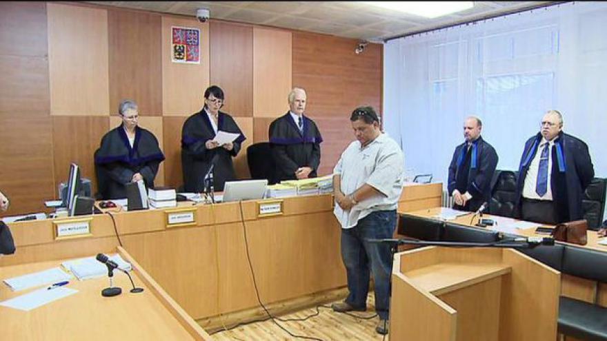 Video Soud poslal Petra Kušnierze do vězení na 7,5 roku