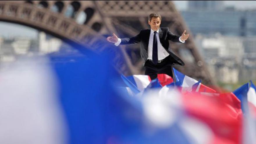 Video Reportáž o Sarkozyho aféře