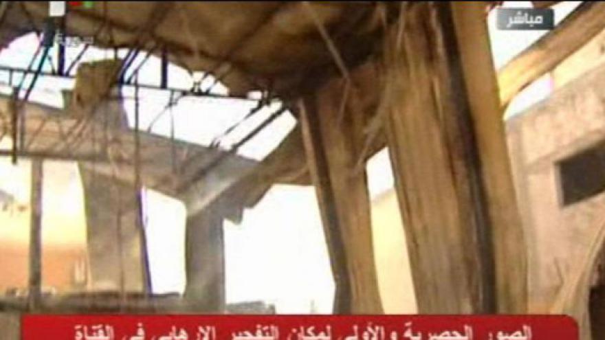 Video Syrský zástupce předčasně opustil zasedání Rady OSN pro lidská práva
