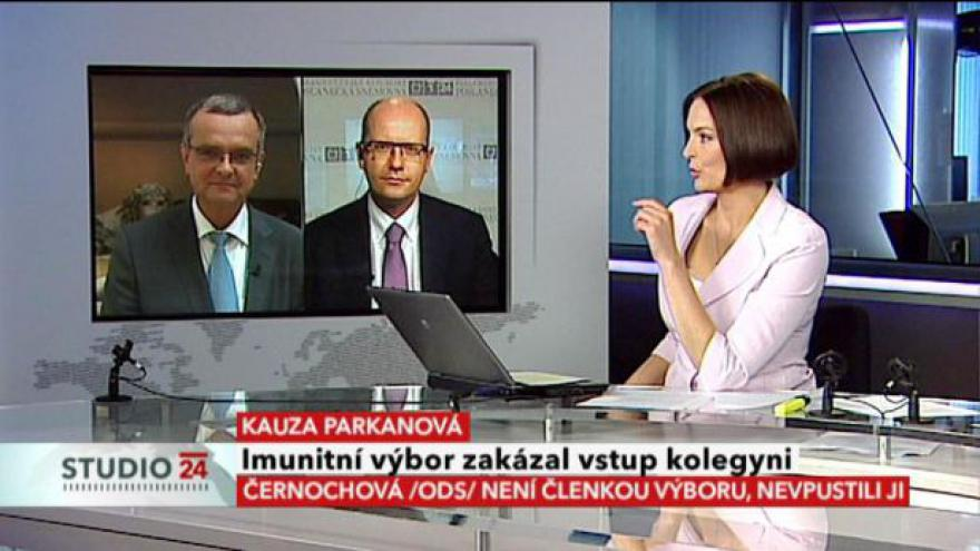 Video Rozhovor s Miroslavem Kalouskem a Bohuslavem Sobotkou