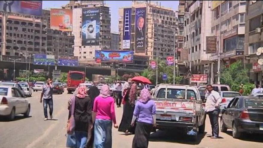 Video Egyptské volby byly protiústavní