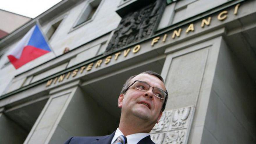 Video Miroslav Kalousek (TOP 09) na setkání týdeníku EURO