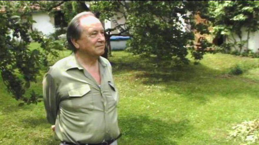 Video Reportáž Barbory Telferové o úmrtí Jaroslava Šabaty