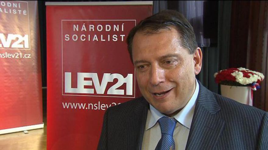 Video Volební přípravy u Národních socialistů - LEV 21