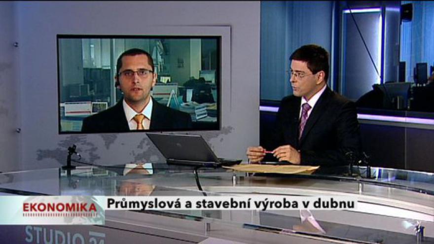 Video Rozhovor s analytikem KB Miroslavem Frajerem