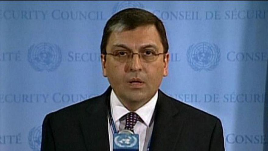 Video RB OSN odsoudila za útok v Húlá vládu