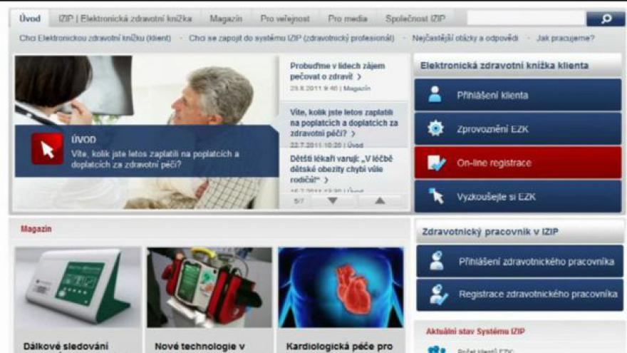 Video Reportáž Kamily Štichové, vstup Vladimíra Keblúška