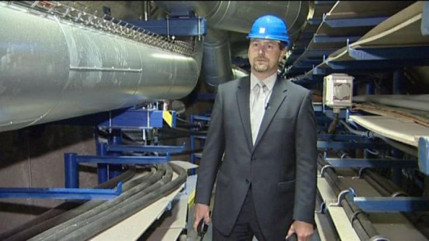 Video Jan Sáňka z Technických sítí Brno