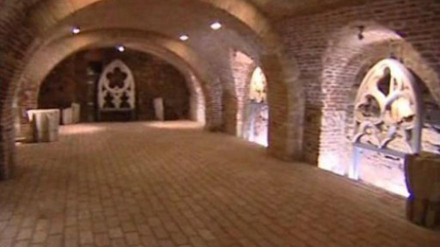 Video Virtuální prohlídka mincmistrovského sklepa