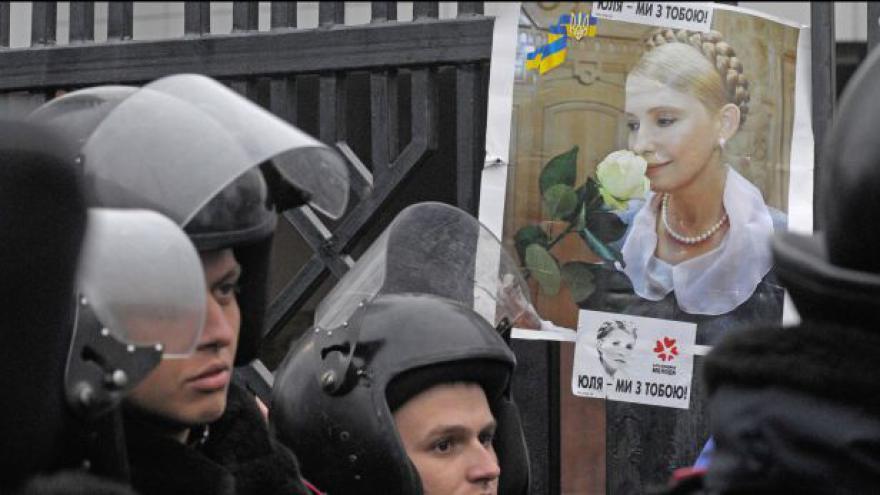 Video Hlavní líčení v další kauze Tymošenkové je odročeno