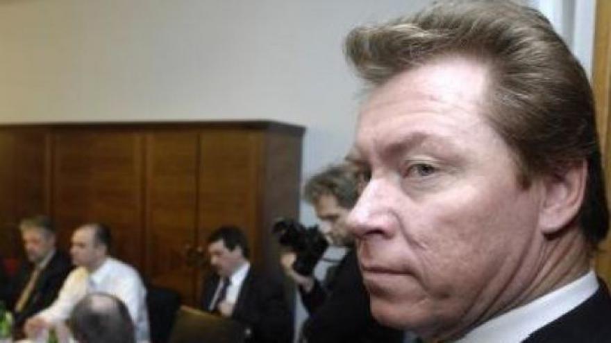 Video Novým ředitelem ochranné služby bude Vladislav Husák