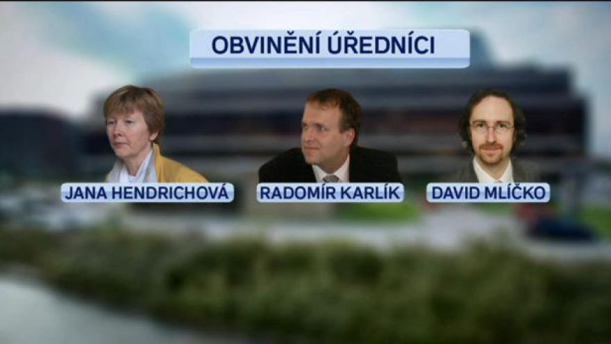 Video Reportáž Evy Davidové a Kamily Štichové