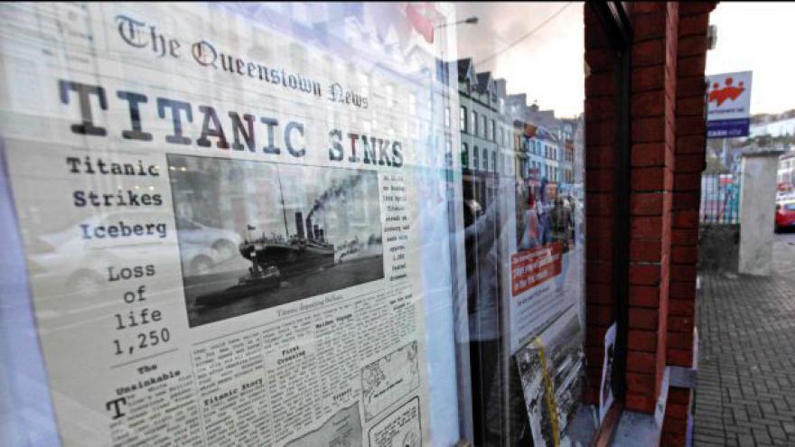 Video Southampton si připomněl 100. výročí vyplutí Titanicu