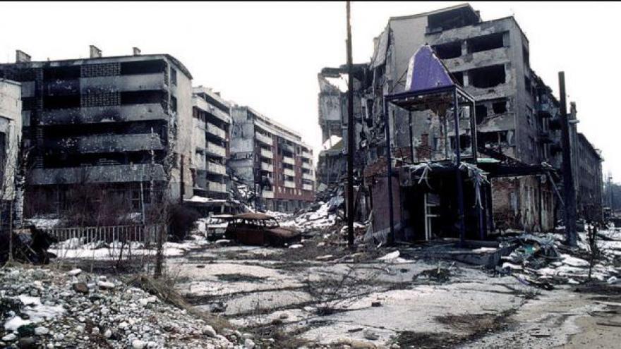 Video Zahraniční tisk k Sarajevu