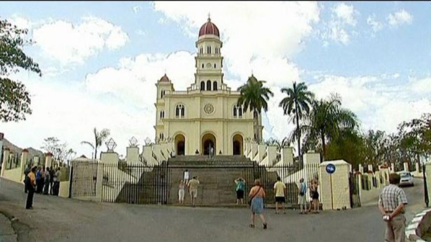 Video Papež míří na Kubu