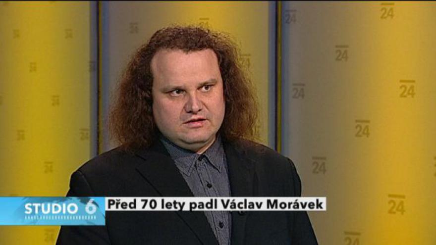 Video Rozhovor s historikem Petrem Kourou