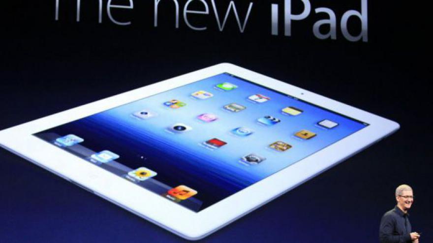 Video Ve světě se začíná prodávat nový tablet od Applu