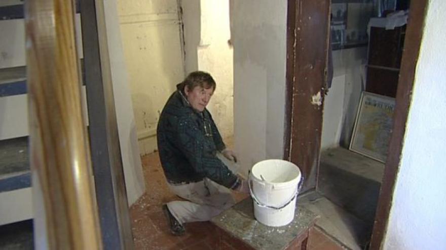 Video Správce mlýnu Jan Dobeš o opravách