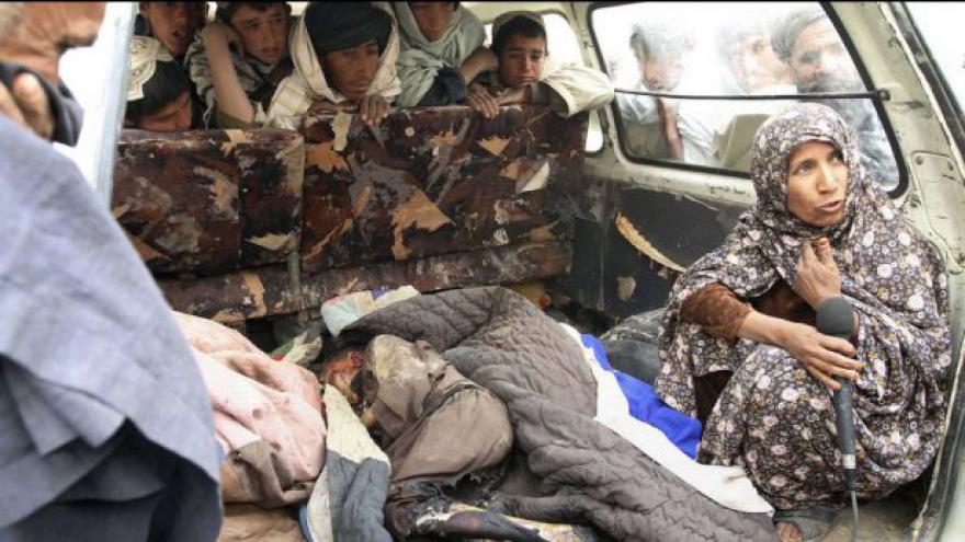Video Talibanci hrozí odvetou za střelbu
