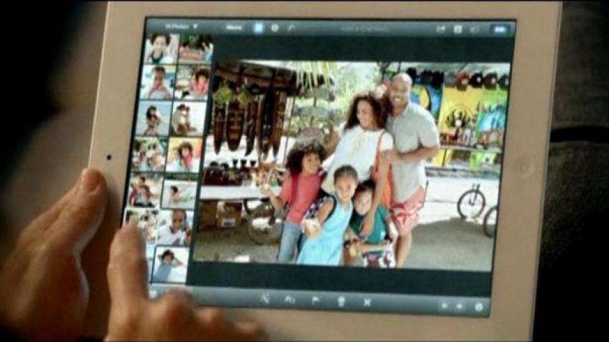 Video Konec patentových sporů Applu?