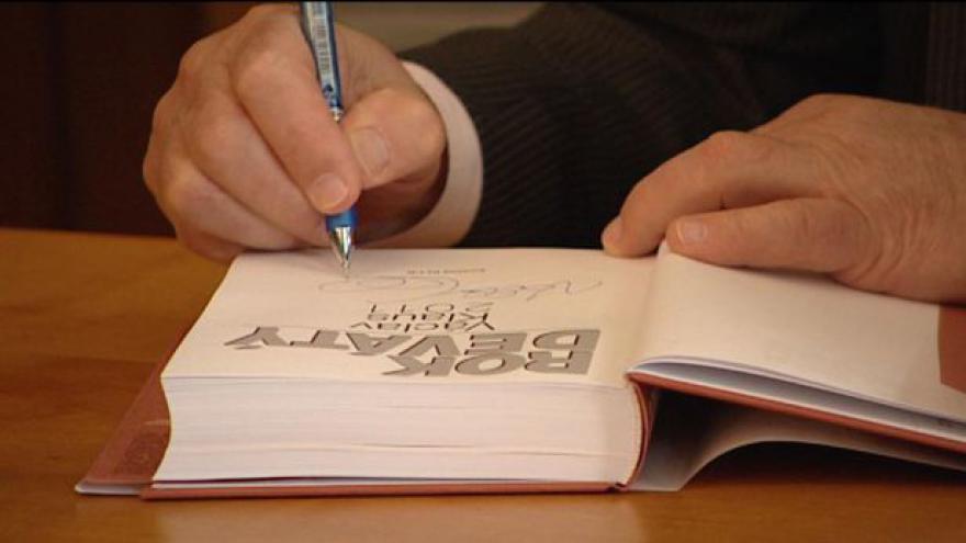 Video Václav Klaus bilancoval devátý rok v úřadu