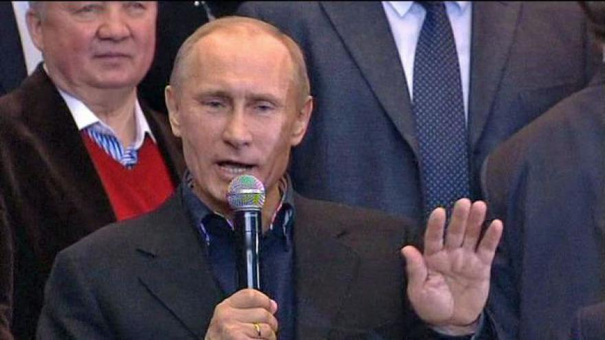 Video Reportáž o ruských volbách a telefonát Petry Procházkové