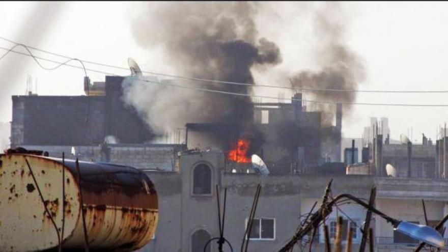 Video Napětí v Homsu
