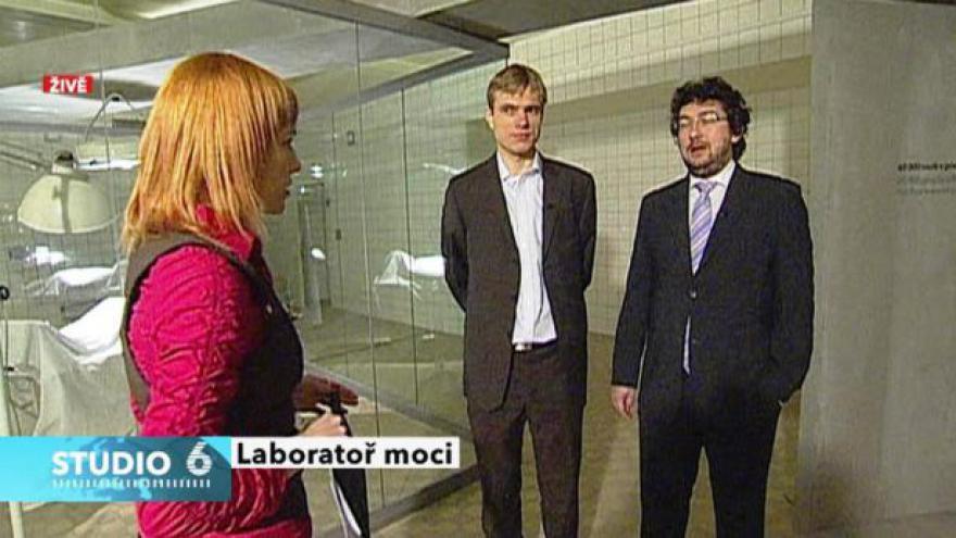 Video Rozhovor s Michalem Lukešem a Pavlem Doušou