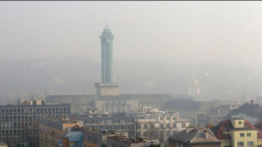 Video Taťána Míková o smogové situaci