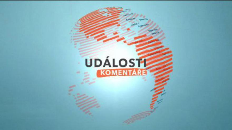 Video Dramaturg ČT Dušan Mulíček v Událostech, komentářích