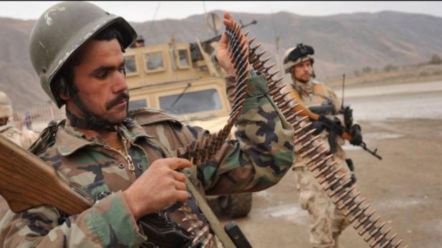 Video Události, komentáře o pákistánské podpoře Tálibánu